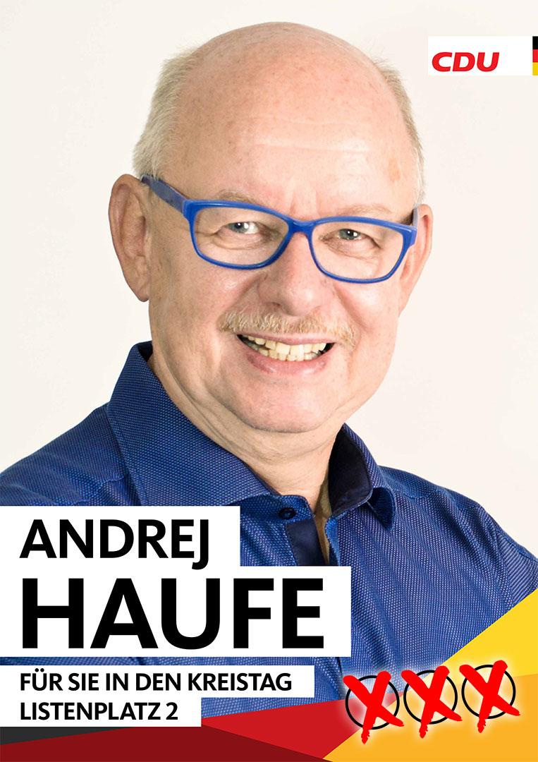 Andrej Haufe